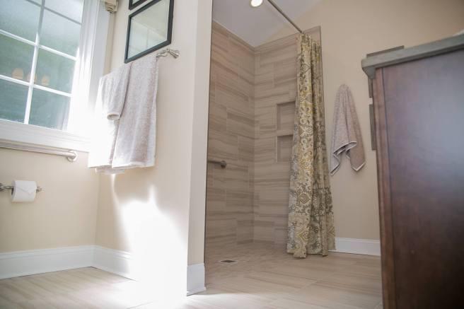 Jason's shower